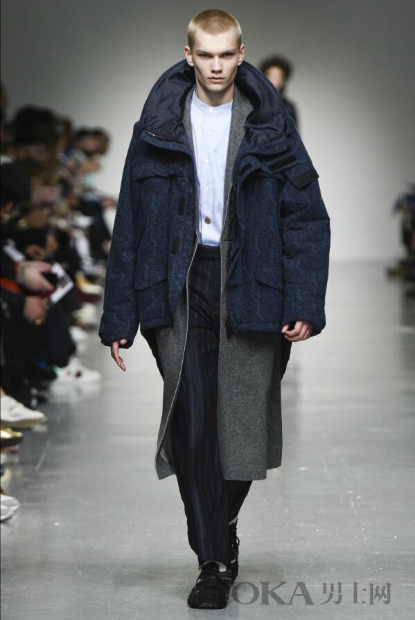 秀场升级了大衣新技能 不照着穿你一定会遗憾
