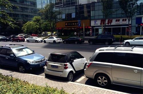 老司机的自我修养 先从炫技停车开始