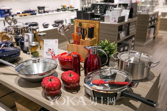 德国驰名品牌双立人经典厨具系列