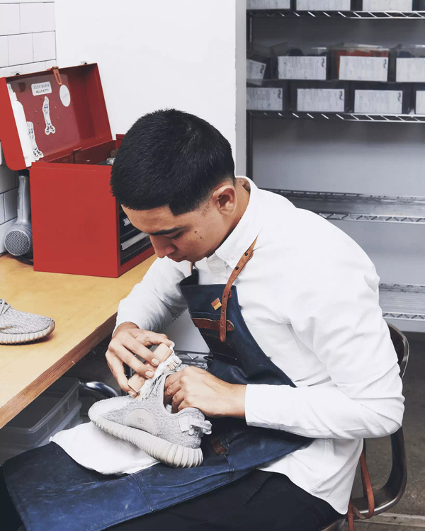 想把白球鞋穿出湘北队的自信,你需要一些技巧
