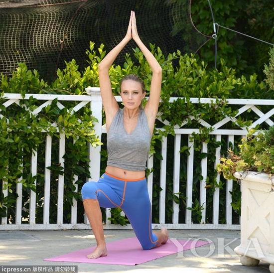 记得携带瑜伽用品
