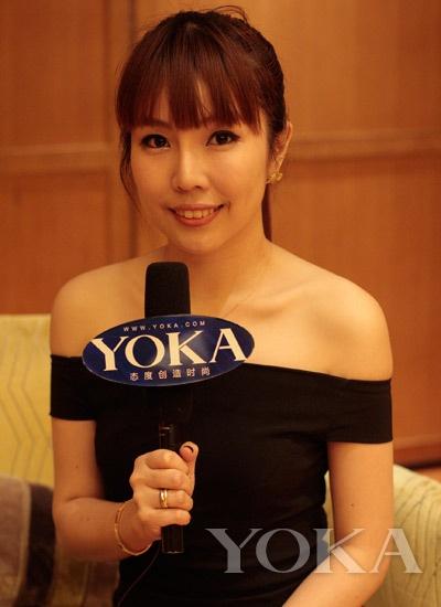 【爱美】YOKA专访品牌代表 榜样力量大联手