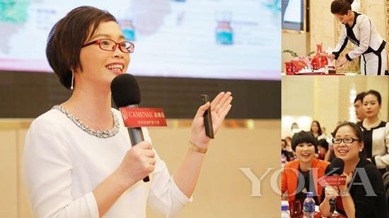 嘉媚乐芳香学院首席心灵导师Mary老师为大家分享精油的秘密