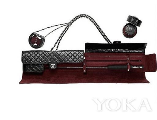 """""""猛哥釣具""""---OKUMA寶熊 130cm硬式炮筒 竿筒 竿袋 竿包可放 …圖"""