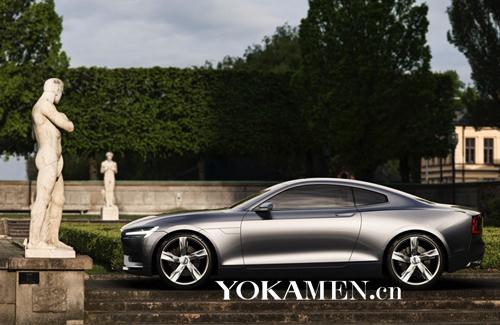 沃尔沃Concept Coupe概念车