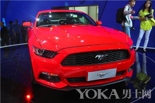 福特Mustang来了