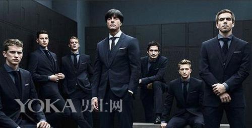 世界杯时髦看点
