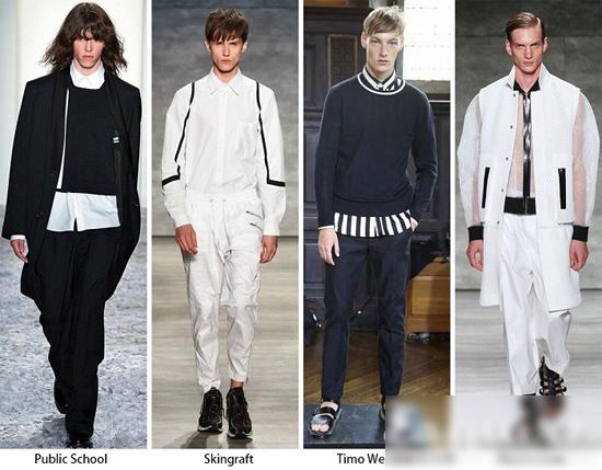 实穿主义 2015春夏纽约时装周男装趋势盘点 - cohon - cohon