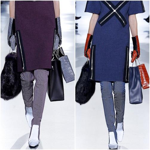 Balenciaga (巴黎世家)2014秋冬系列:购物手袋