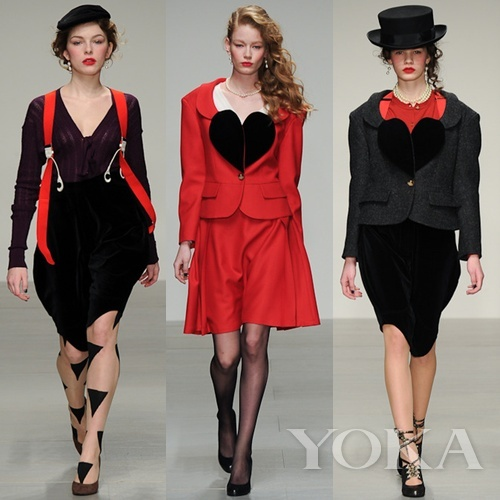 Vivienne Westwood Red Labe 2014秋冬Collection