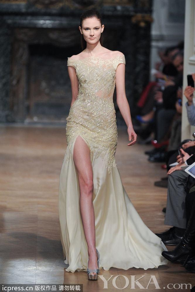 服装设计师tony ward 发布2014春夏女装系列