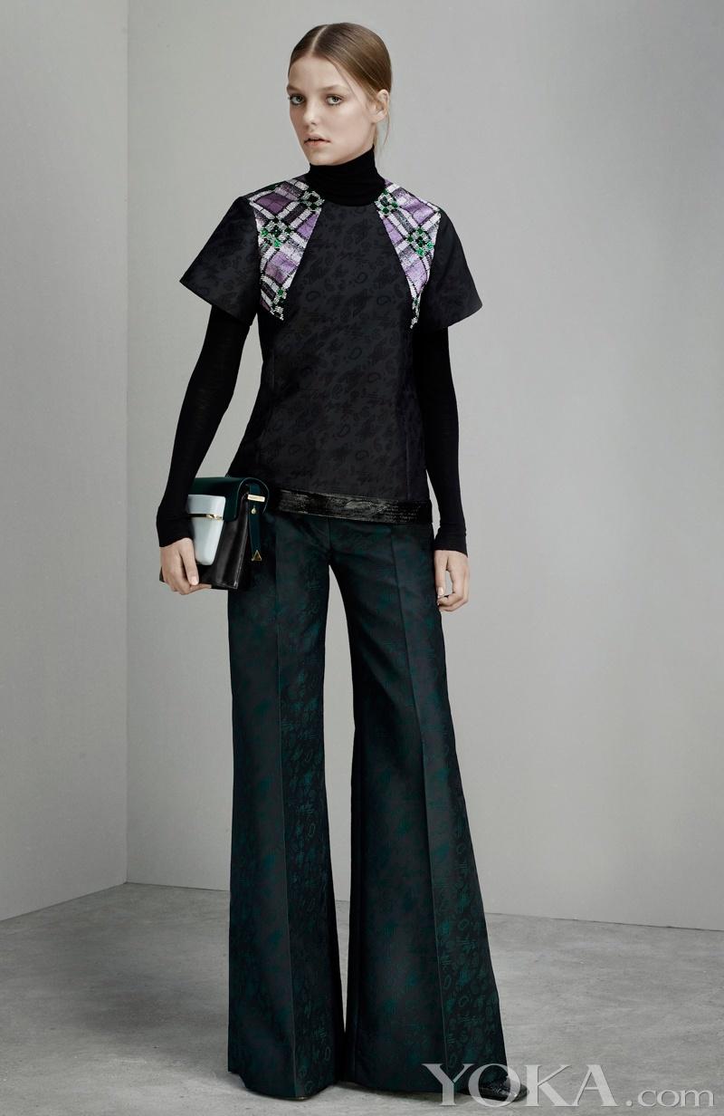 2015服装花纹流