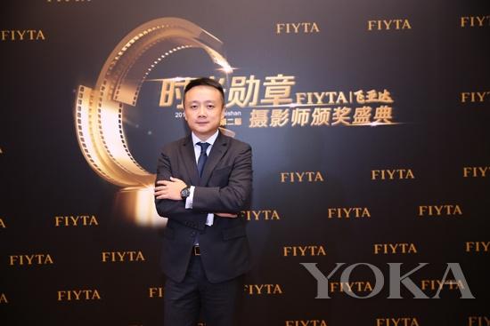 飞亚达品牌总经理杜熙先生