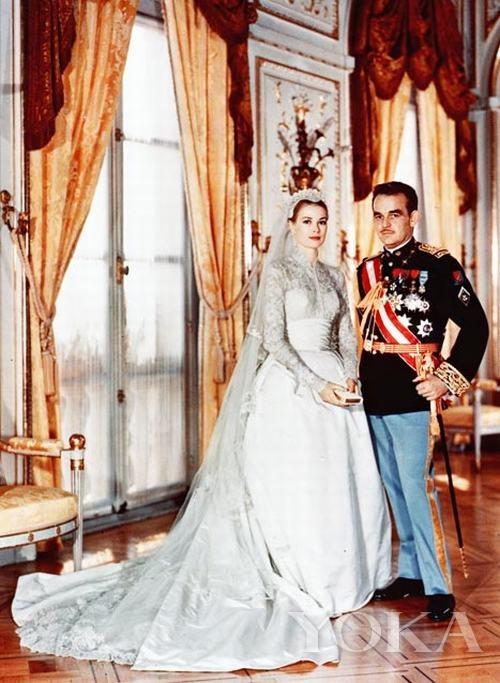 格蕾丝凯利从好莱坞明星变为摩纳哥王妃