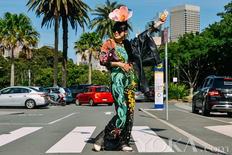 澳大利亚周街拍 Tommy Ton