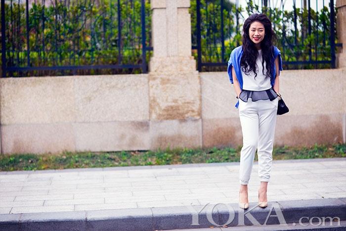你真的会穿白色吗?