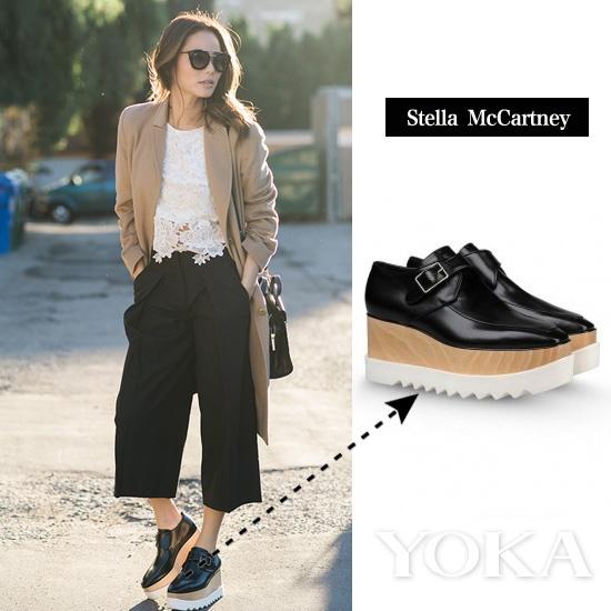 杰米·钟 in Stella McCartney