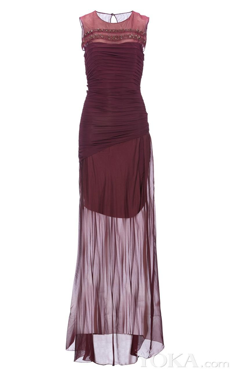 服装设计图美裙