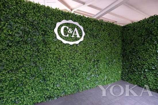 C&A 2015春夏媒体预览现场