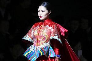 2017哈尔滨国际时装周开幕