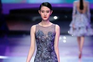 中国超级模特大赛举行
