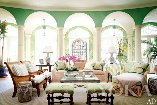 哈维尔萨内蒂跟美国土豪走进Valentino豪宅-玩意儿