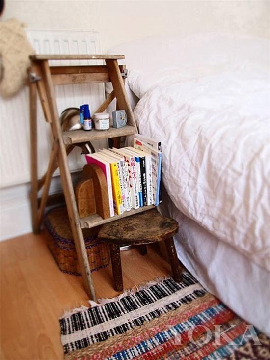 五小牛合租房有格调 只因废品变成了DIY家具-玩意儿