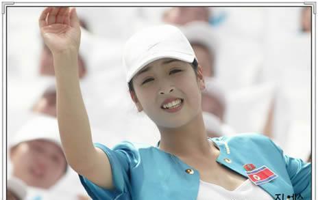 揭秘朝鲜五大国宝级美女