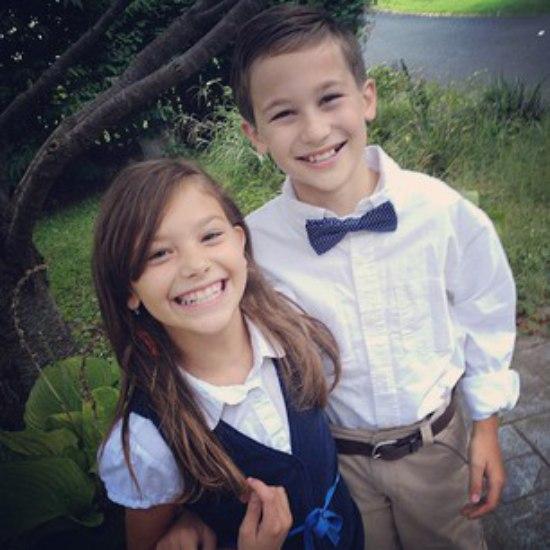 instagram:温馨两兄妹