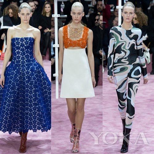 Christian Dior 2015春夏Haute Couture Collection