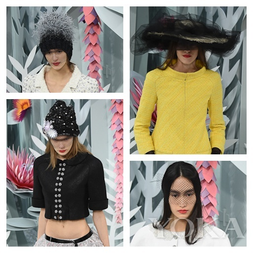 Chanel 2015春夏 Haute Couture Collection