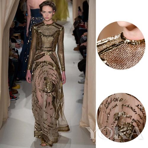 2015 S/S Valentino Haute Couture Collection