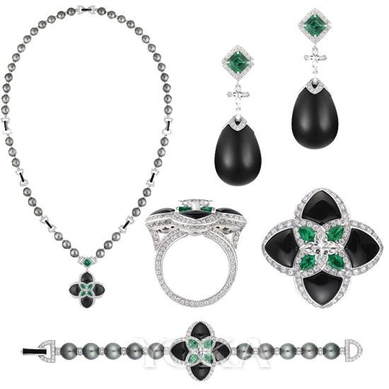 路易威登顶级链条珠宝
