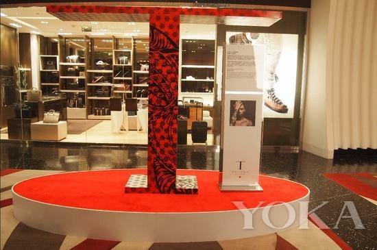 DFS集团举办T艺术展庆祝澳门T广场