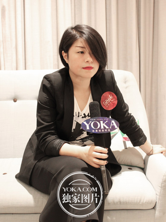 YOKA专访Masha Ma:像昙花的女人最珍贵