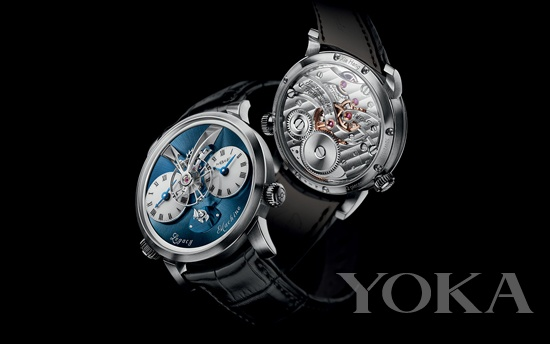 MB&F推出Legacy Machine N°1 Xia Hang系列腕表