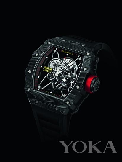 RM 35-01 RAFAEL NADAL腕表 价格:RMB 679,000