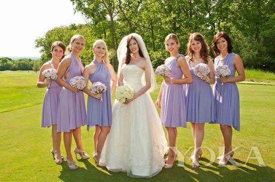 To be a bridesmaid:今天的你是最美伴娘