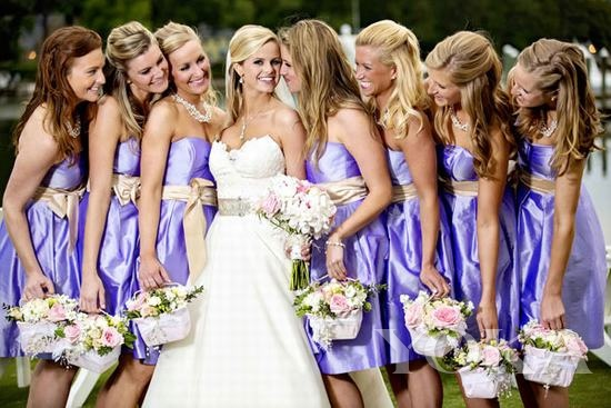 To be a bridesmaid:你的光芒也�S比新娘更耀眼