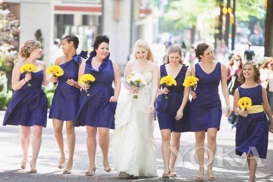 To be a bridesmaid:打破��3次伴娘就嫁不出去的魔咒