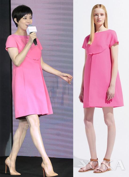 2014早春系列可爱娃娃裙亮相