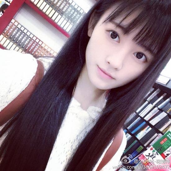 日本评的中国4000年第一美女私照