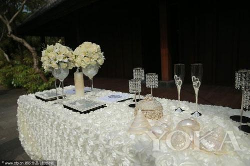 巴厘岛,当地时间1月8日,刘恺威,杨幂举行婚礼.