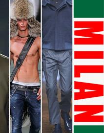 2015米兰国际男装周