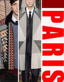 2015巴黎国际男装周